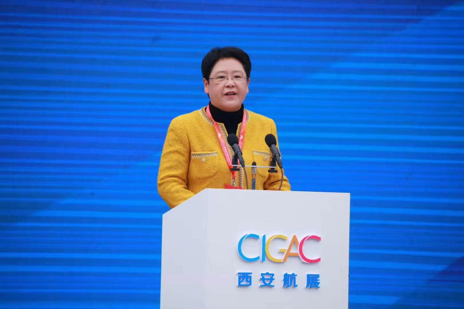 2019中国国际通用航空大会高峰论坛成功举办