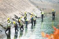 渭河西安段全線開展河湖環境大整治行動