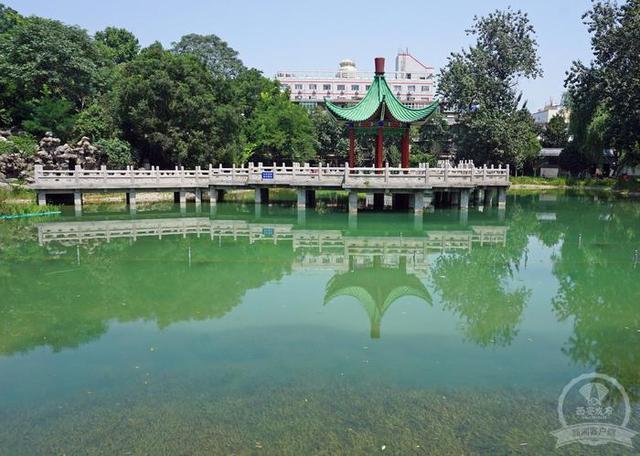 革命公园翠湖改造提升完工