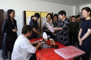 """西安市妇联实施""""破难行动""""妇联组织建设改革不断深入"""