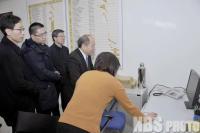 宁吉喆看望慰问国务院第七次全国人口普查领导小组办公室和国家脱贫攻坚普查领导小组办公室集中办公人员