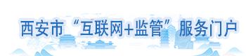 """西安(an)市xiao)盎? wang)+監(jian)管""""服務門戶"""